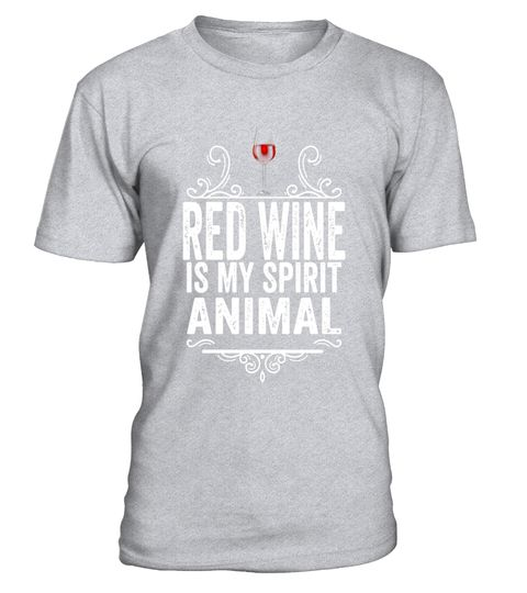 "# Red Wine Is My Spirit Animal T-Shirt - Funny Drinking Tee .  Special Offer, not available in shops      Comes in a variety of styles and colours      Buy yours now before it is too late!      Secured payment via Visa / Mastercard / Amex / PayPal      How to place an order            Choose the model from the drop-down menu      Click on ""Buy it now""      Choose the size and the quantity      Add your delivery address and bank details      And that's it!      Tags: Red Wine Is My Spirit…"