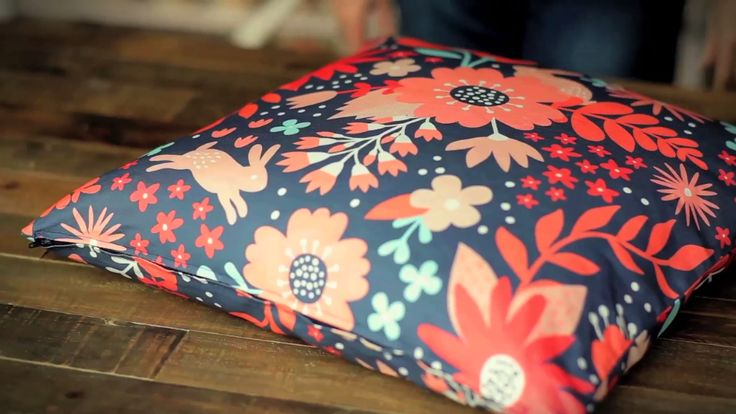 Easy DIY Zipper Pillow Cover
