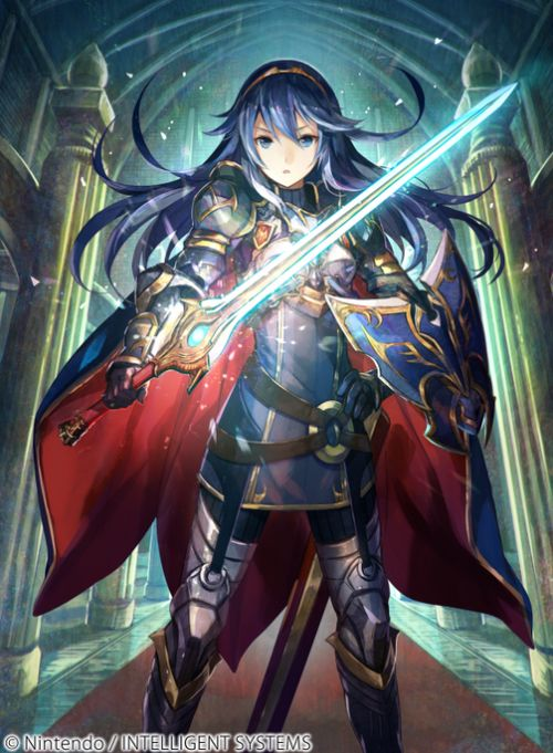 Lucina- Fire Emblem: Awakening