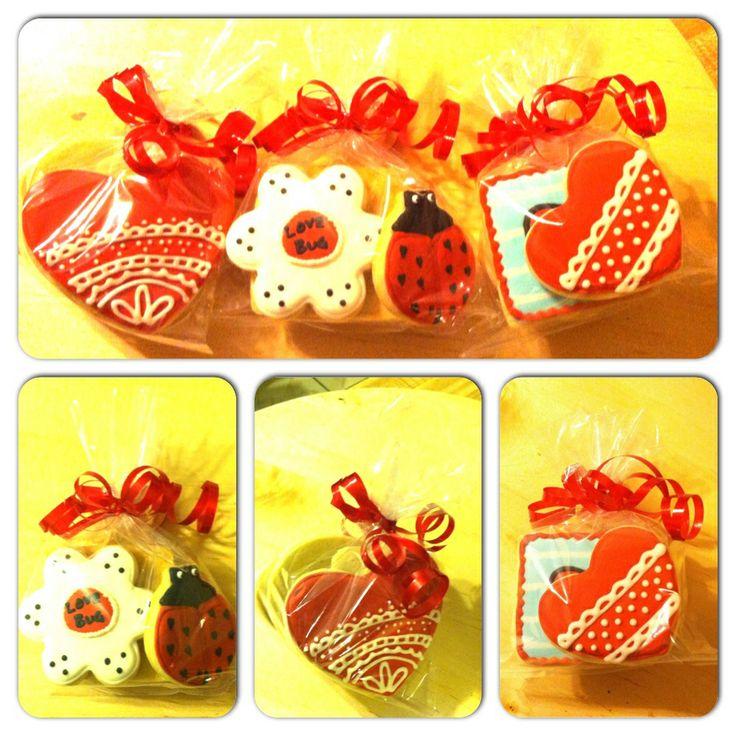 baked goods valentine baked goods