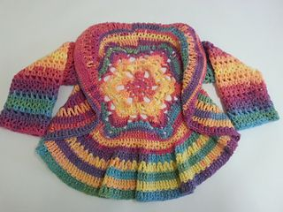 Stitches used in this pattern