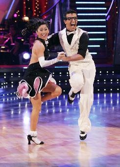 Mark Ballas & Kristi Yamaguchi  -  Dancing With the Stars  -  season 6 champs  -  spring 2008