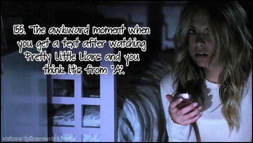 -A: Film, Tv Book, Liars Obsession, Awkward Pretty, Posts, Liars ️, Books Movies Geekiness ️, Liars Moments, Movies Book
