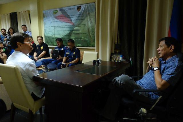 CIDG turns anti-drug drive on Cebu- based businessman Peter Lim