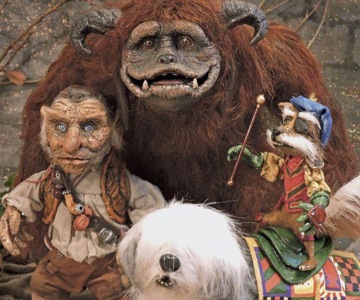 Labyrinth Movie Dolls