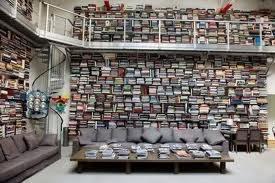 Librero Moderno