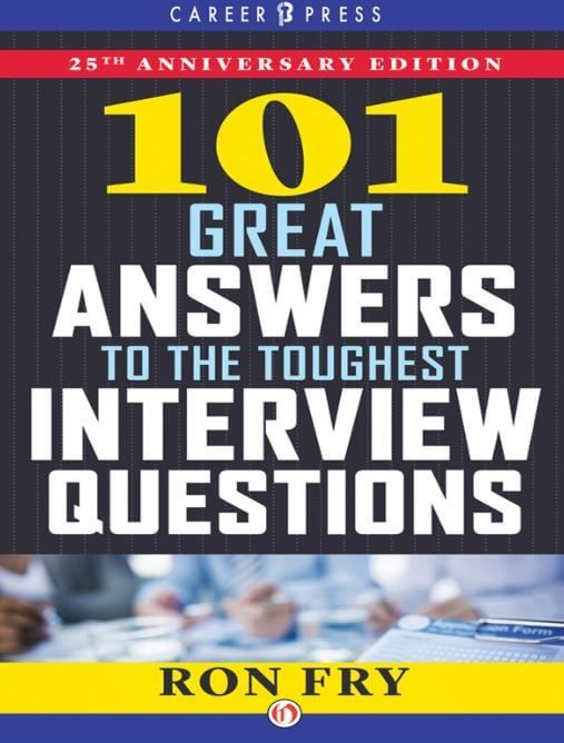 Pdf toughest questions answers to interview 101 great the