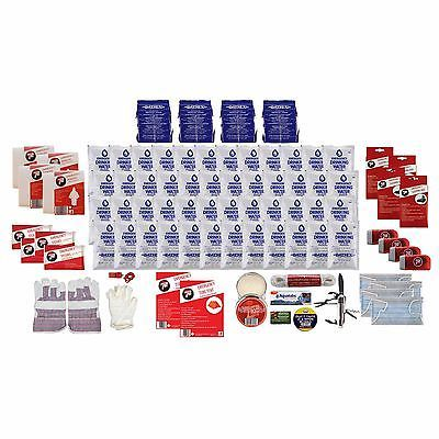 4 Person Basic 72 Hour Emergency Survival Kit Preparedness Kit Earthquake Kit