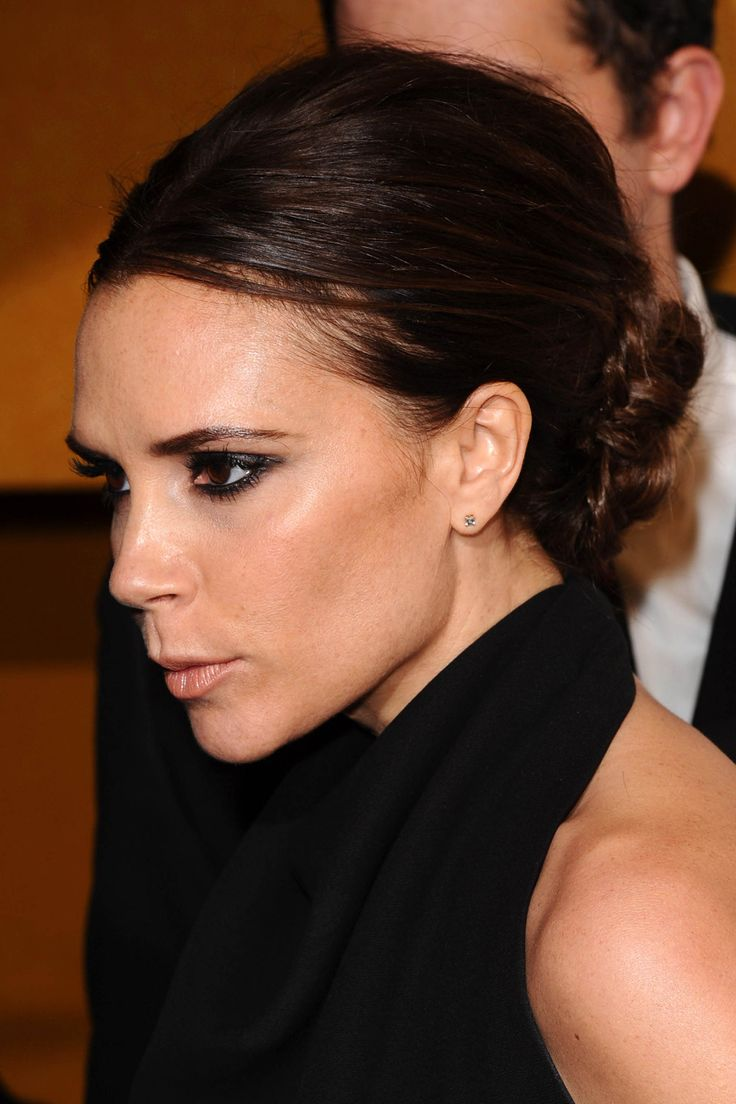 Best Victoria Beckham Hairstyles Images On Pinterest Short - Beckham's hairstyle history