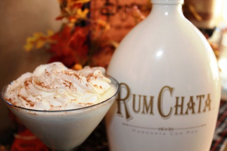 BananaChata - So YUMMY & great for a festive fall drink! 2 parts Rum Chata ~ 1 part Carmel Vodka ~ 1 part Banana Liqueur ~ Mix all ingredients together with ice and shake vigorously. Strain into a martini glass and top with whipped cream and cinnamon.