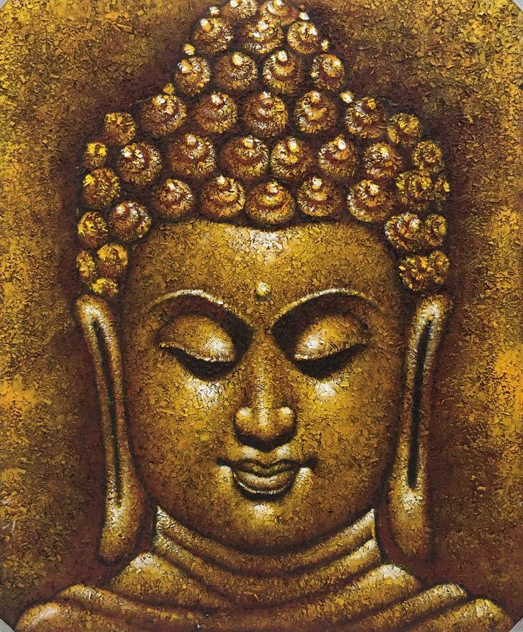 Budha painting size 100x120cm material acrylic on canvas with texture wood @bulan ayu painting gallery Instagram : bulanayupaintinggallery Contact Person: tlp: +62361296904|whatsup: +6289690470730|bbm: 5B917FAC|email: bulanayupainting@gmail.com/bulanayupainting@yahoo.com address: Jl.Raya Batu Bulan no.98,gianyar-Bali