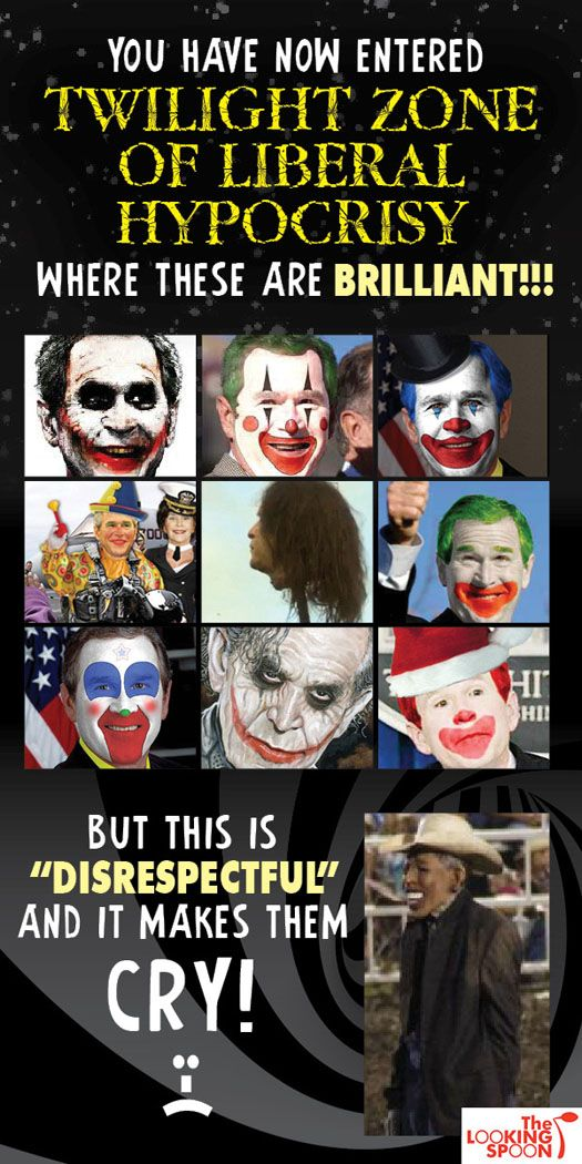 9 Reasons Liberals Need To Stfu About How Much Quot Rodeo Clown Obama Quot Offends Them