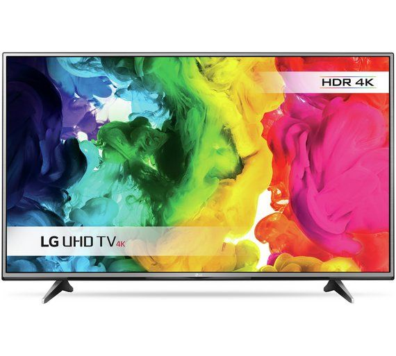 Buy LG 60UH615V 60 Inch Web OS SMART 4K Ultra HD TV with HDR at Argos.co.uk, visit Argos.co.uk to shop online for Televisions, Televisions and accessories, Technology