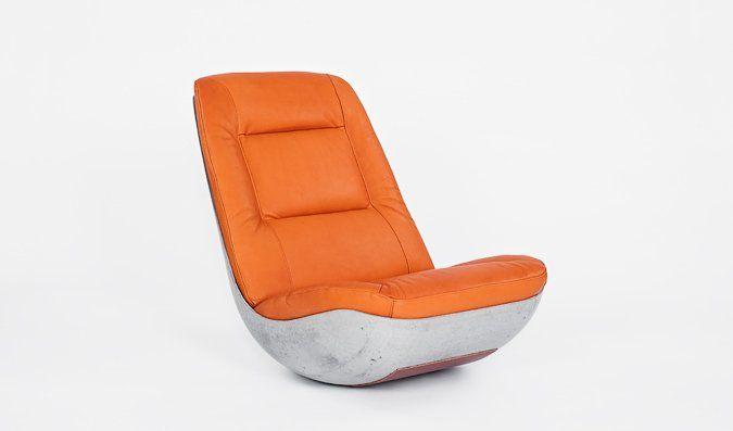 Swiss Rocking Chair / PAULSBERG