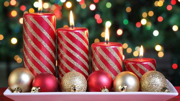 Velas de Natal Como Fazer? Passo a Passo Aqui!