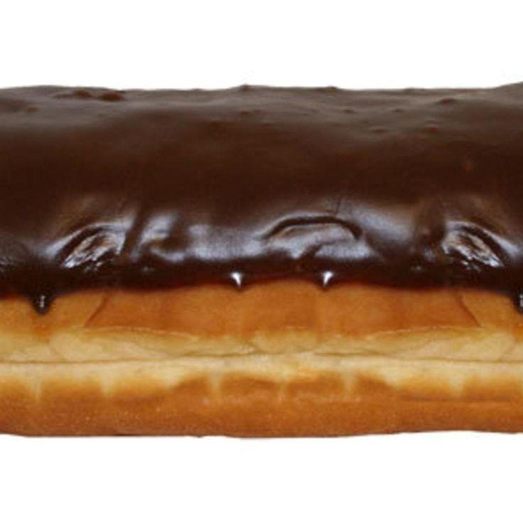 A good long john, doughnut.