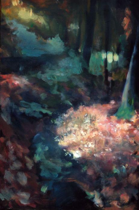 landscape painting, krajinky, malba, obrazy, Bohumír Nowak