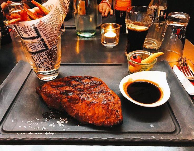 #foodporn #steak #foodie