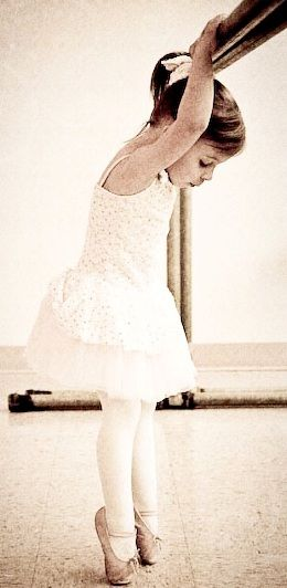Danse Petite Danseuse Ballerine