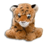 Symbolically adopt a Tiger via WWF (or other conservation groups!) This was my b-day present this year!