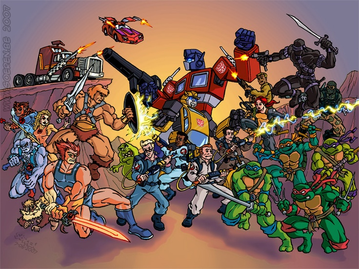 1980 S Cartoon Characters : S cartoons g pixels best and