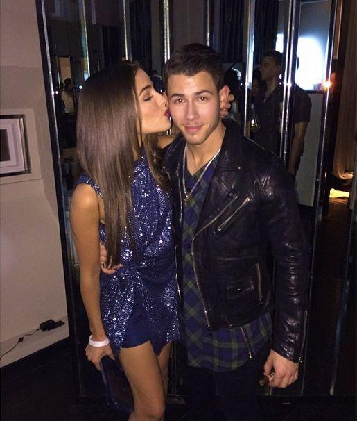 Nick Jonas and Olivia Culpo Love Compilation @ www.wikilove.com