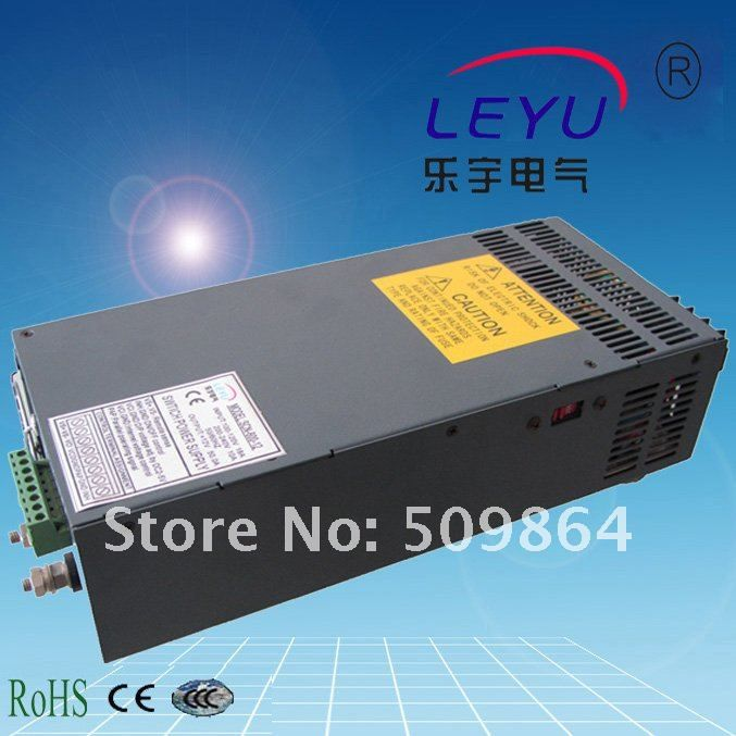 CE high quality parallel funcution 600w 48v 12.5a switched mode power supply high power constant voltage power switch