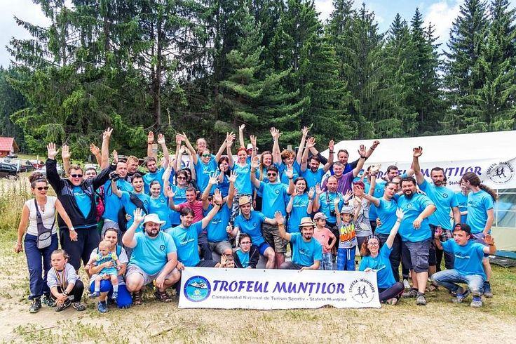 """Asociaţia de Turism Gaşka București organizează în 21 - 23 iulie 2017, în Munţii Bucegi, a patra ediţie a concursului """"Trofeul Munţilor""""."""