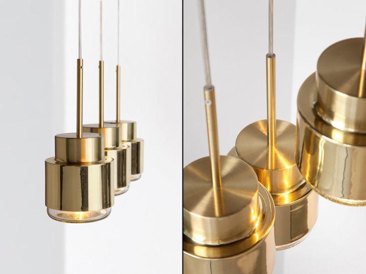 Cupallo pendant lamp by Studio davidpompa » Retail Design Blog