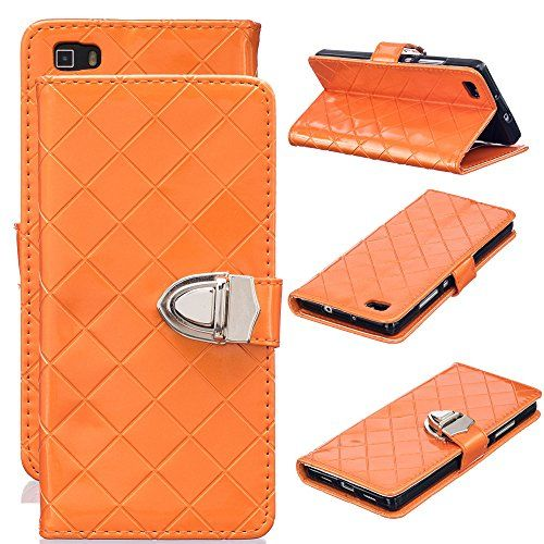 P8 Lite Wallet Case,P8 Lite Phone Case,XYX [Orange][Metal... https://www.amazon.com/dp/B01I8UU7RO/ref=cm_sw_r_pi_dp_qZYHxbG4A3KN4