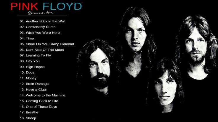 Pink Floyd Greatest Hits | Best Of Pink Floyd Live Collection 2017