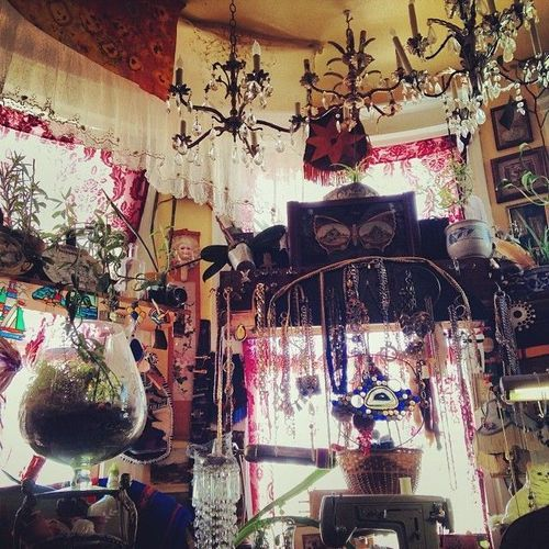 Eclectic Bohemian Décor | Gypsy | Pinterest
