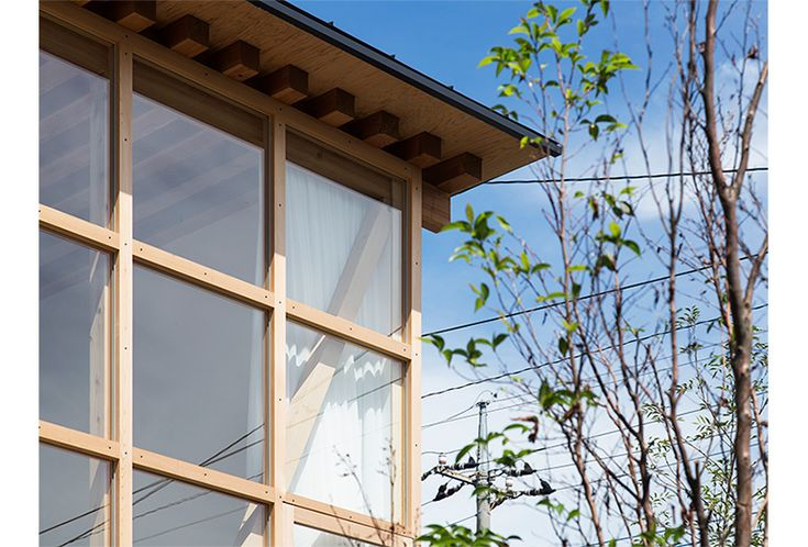 TETSUO YAMAJI ARCHITECTS|山路哲生建築設計事務所 | LICURG_TAMPLARII_FATADE | 建築, 建築設計事務所, 設計事務所