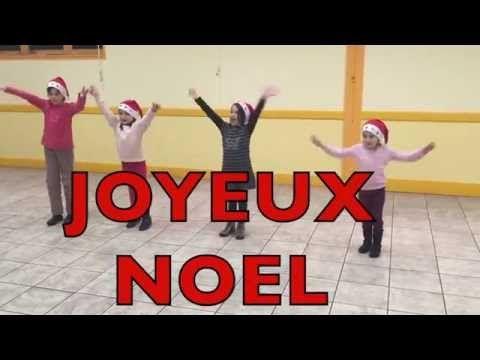 La danse du père Noël (version enfants) - YouTube