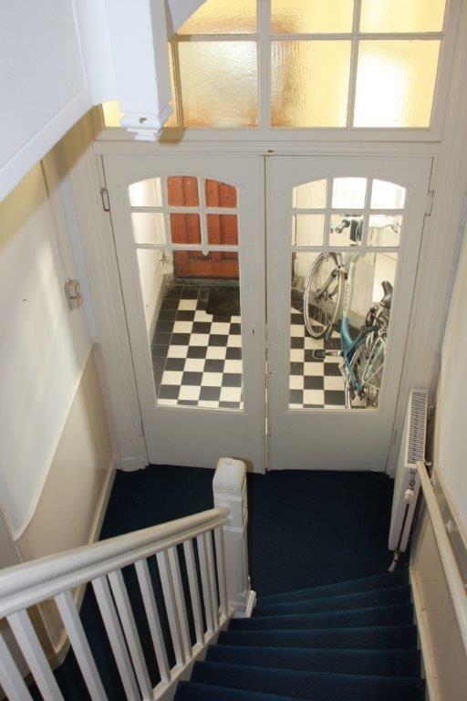 What a typical Dutch hallway looks like! (Cornelis de Wittlaan 2582 AG Den Haag   Expat Housing)