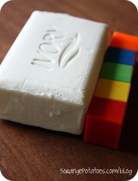 ivory soap in the microwave.  Click here to see what happens!!  Perfect for science 7 heat and temperature as well as Chem 20 for Charles' Law