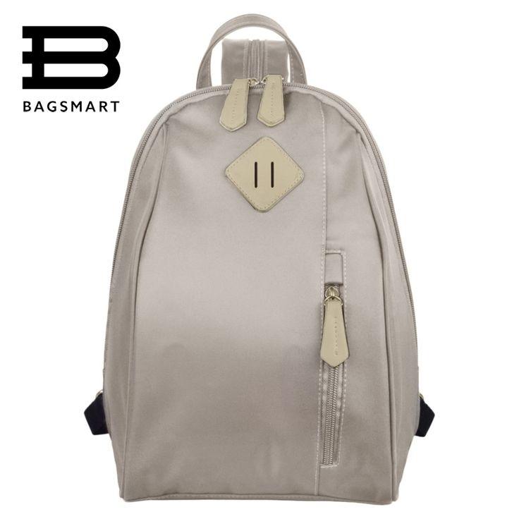 BAGSMART 2016 Waterproof Women's Backpack 3157 Printing Backpack Cute Backpacks For Girls nylons lady School Bags Teenage Girl