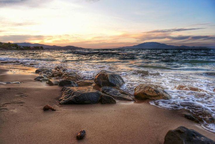 Греция Закинтос #греция #закинтос #закинф #занте #закат #море #пейзаж #zakinthos #zante #greece #landscape #sea #dusk by acodek