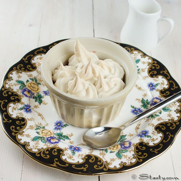 QUEEN OF PUDDINGS-IngredientsCustard300ml/ 1 and 1/4 cup of milkZest of half a lemon15g / 1 tablespoon of butter (plus a little extra butter for greasing)15g / 1 tablespoon of castor sugar15ml / 1 tablespoon of bourbon (optional)2 medium egg yolks (reserve the whites for meringue)40g / 2 loosely packed cups of bread crumbs (I used gluten free)Jam Layer8 heaped teaspoons of cherry jam/ jellyMeringue2 egg whites100g / ½ a cup of castor sugar