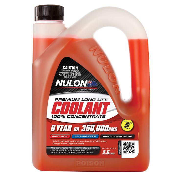 #NULON #COOLANT - L/L RED COOLANT 2.5L | CarBitz