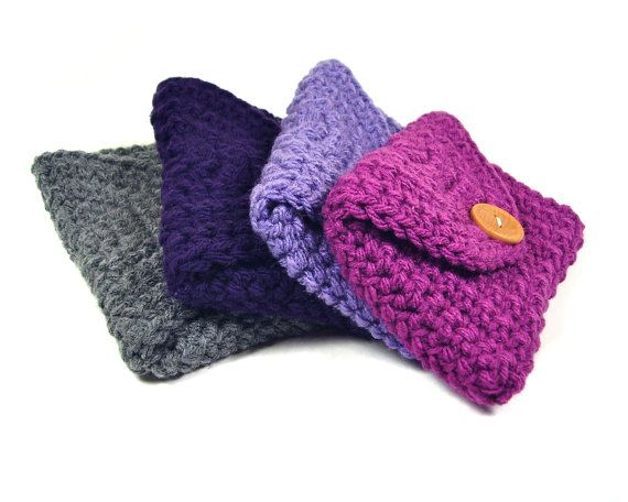 CROCHET PATTERN Wallet / iPod / Cell Phone / iPhone Case
