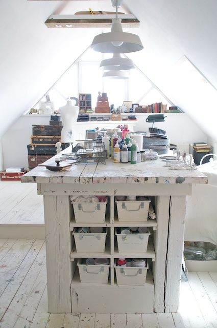 studio or craft room