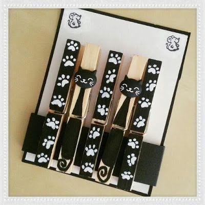 Handicrafts: Μανταλάκια - Μαγνήτες (2)