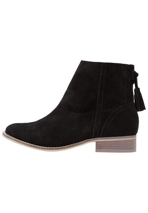 Booties mint&berry Korte laarzen - black Zwart: € 23,95 Bij Zalando (op 15-7-17). Gratis bezorging & retour, snelle levering en veilig betalen!