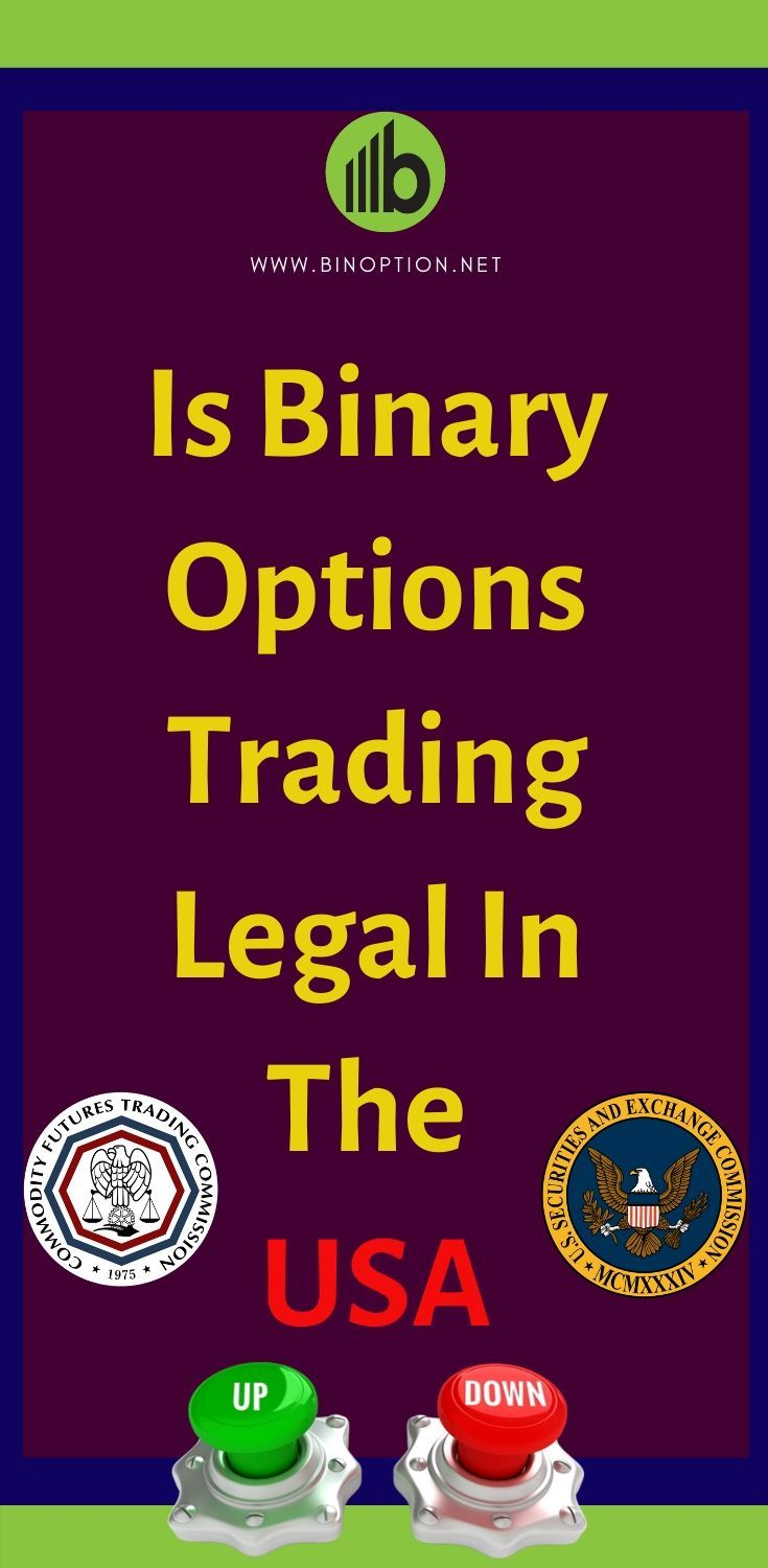 Is binary options legal in the usa panbet betting shops bookmakers