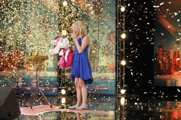 America's Got Talent 2017: Darci Lynne Gets Golden Buzzer (VIDEO) | Gossip & Gab