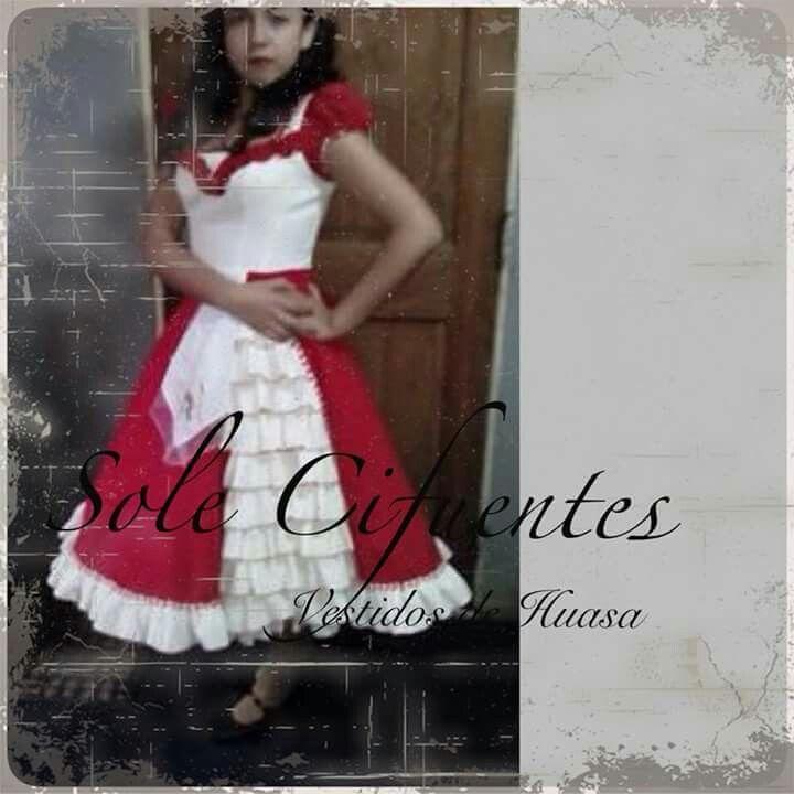 Vestido de china