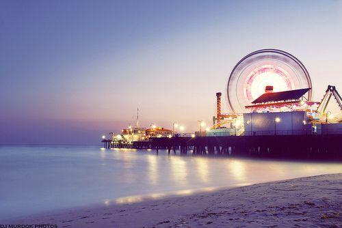 : Picture, Favorite Places, Carnival, Dream, Santa Monica, Beautiful, Travel, Pretty, Photography