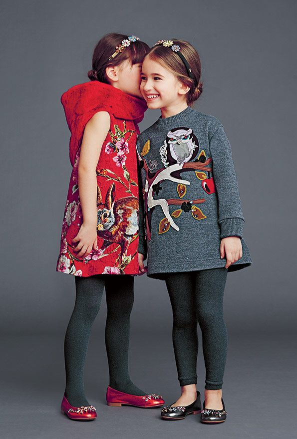 Dolce & Gabbana – Children Collection Gallery – Fall Winter 2014 2015