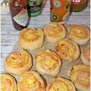Ingredientes: 1 pacote de massa folhada 200 grs de salmão defumado 120 gramas de queijo gouda (pode usar muçarela ou prato) Modo de preparo:...